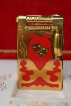 Lighter S.T. Dupont limited edition 'Theatre', year 1997