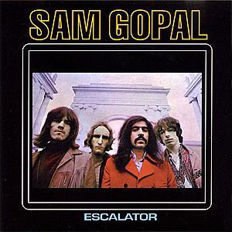 "Sam Gopal ‎-""Escalator"" LP Album"