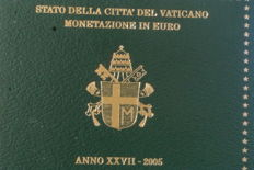 Vatican – Giovanni Paolo ll 2005 Divisional Series