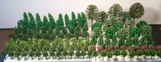Scenery N - Package with 150 trees