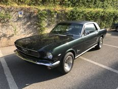 Ford - Mustang Coupé C 289 4,7 V8 - 1965
