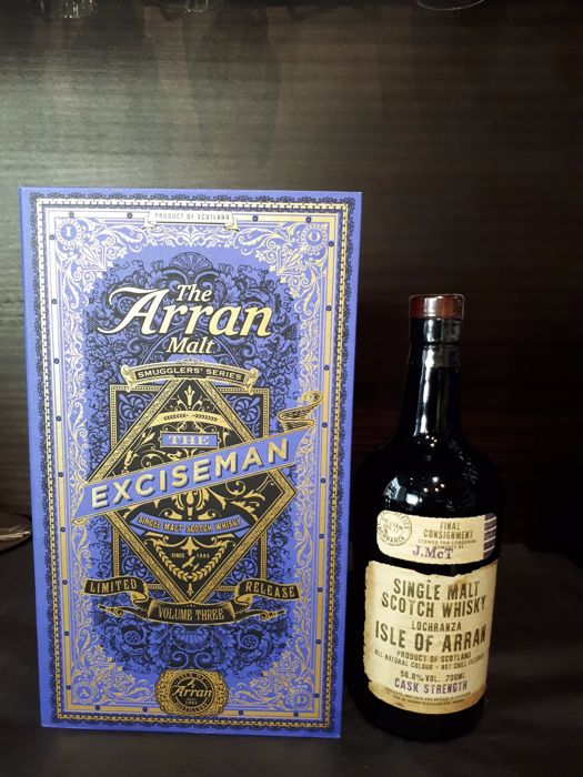 Arran Smugglers' Series Volume 3 - The Exciseman Limited Edition