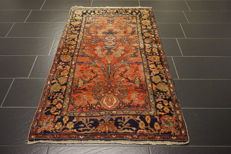 - Magnificent Persian carpet- -Province: Sarouk- -Made in Iran- -Dimensions 100 x 190 cm- -very good-