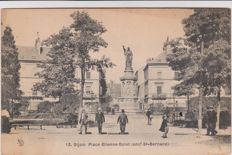 Lot of 500 old postcards from France