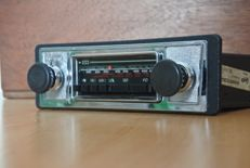 ITT Oceanic 2650 very rare 12V classic French car radio with FM