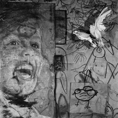 Roger Ballen - Lines, Marks, and Drawings - 2013