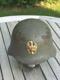 First version of the HELMET--Z 42 from the Spanish army
