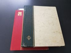 Berlin and FRG – Collection in two stockbooks and bags