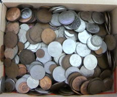 Great Britain - Lot of over 600 coins - various dates