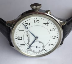 IWC Schaffhausen-marriage-men's wristwatch-1896
