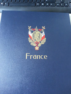 France 1969/1983 - collection in a luxurious DAVO
