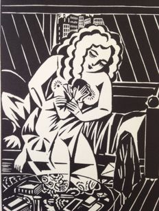 25 Prints by Frans Masereel (1889 - 1972) -  Untitled.