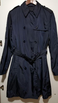 Prada – vintage original waterproof trench coat