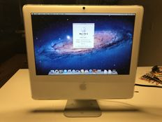 Imac 17 inch 1,83GHZ core2duo / 2GB Ram / 160GB HDD