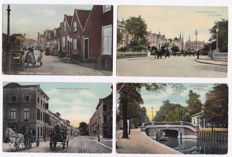 The Hague - SCHEVENINGEN - 195x - beautiful composition with some wonderful cards (including a leporello) - Many cards from the period 1900-1920
