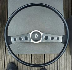 Renault steering wheel