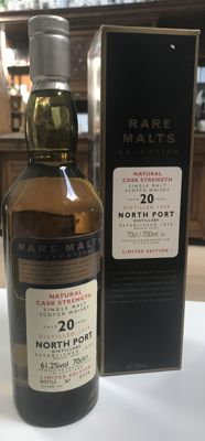 North Port 20 years old 1979 - Rare Malts Selection - Cask Strength
