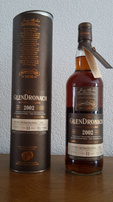 GlenDronach Single Cask 2002 - 11 years old