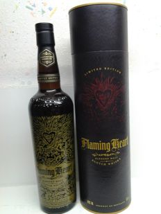 Compass Box Flaming Heart (15th Anniversary Edition)