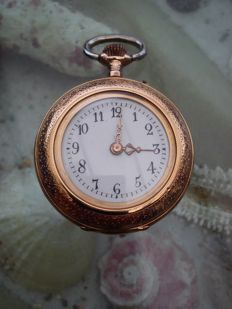Anonym, women's pocket watch from the 1900 period