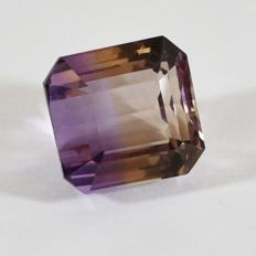 Ametrine - Bi-coloured - 16.46 ct