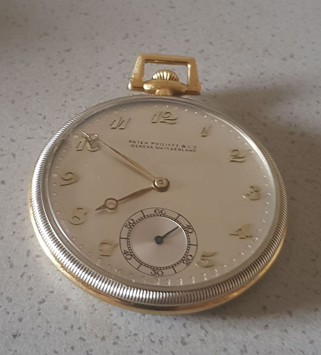 5933e1ecff5 10 Patek Philippe   Cie – gold pocket watch – Switzerland circa 1910 ...