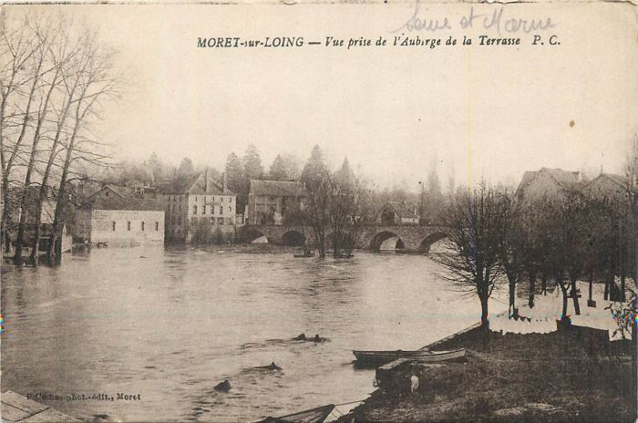 Seine Marne Department 77 Lot Of 60 Postcards