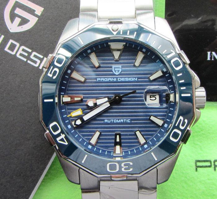 Pagani Design Aquaracer - Men - 2011-present
