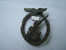 Anti-Aircraft Badge of the German Airforce (Luftwaffe)