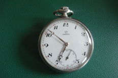 Omega pocket watch - Men's - 1950