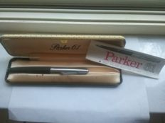 Parker 61 fountain pen.