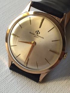 Baume & Mercier - Gold/Steel-Geneve-Men's-1950