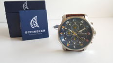 Spinnaker Flaggy – Men's wristwatch – 2017, never worn