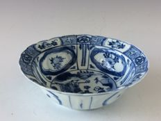 Porcelain bowl – China – 16th century (Wanli period)