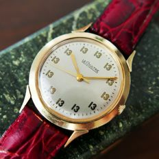 Very Rare Collector Watch LeCoultre