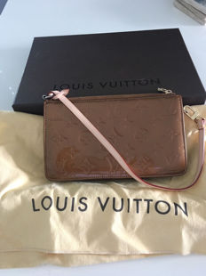Louis Vuitton - Lexington Vernis pochette - **No reserve price**