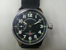 "Soviet Molnija ""Shturmanskie""  marriage wristwatch"