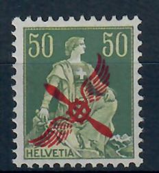 Switzerland 1920/1941 – collection on cards