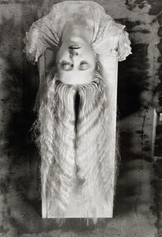 Man Ray (1890-1976) - 'Woman with Long Hair' - 1929