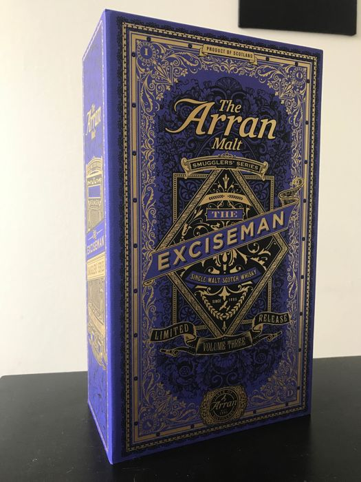 Arran Smugglers' The Exciseman 56,8%