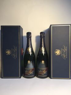 2004 Pol Roger Cuvee Sir Winston Churchill, Champagne - 2 bottles in original cases