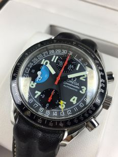 Omega - Speedmaster Day-Date Chronograph automatic - 3820 - men's - 1990-1999