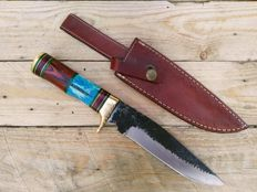Hunting knife - Handmade