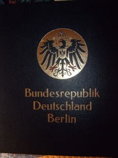 Federal Republic of Germany – 1970/1997 collection in two albums.