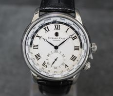 "Edward East London ""Worldtimer"" - men's wristwatch - new and unworn"