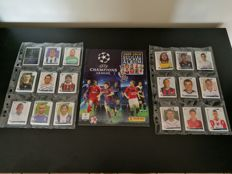 Panini - UEFA Champion League 2009/2010 Empty Album + sticker set complete and not glued.