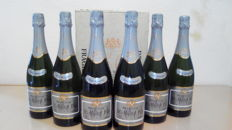 H. Billiot Fils Grand Cru Brut, Champagne - 6. Bottiglie 0,75