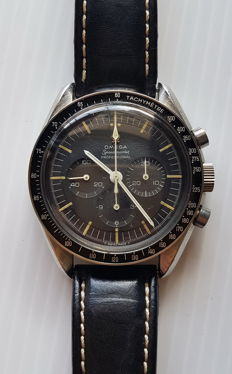 Omega Speedmaster Moonwatch Caliber 321 Men's watch - 1966 with rare CB Case