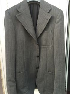 Gucci - Grey jacket with spine design