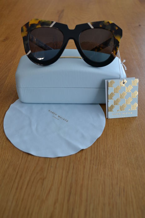 Karen Walker - One Splash Sunglasses - Ladies